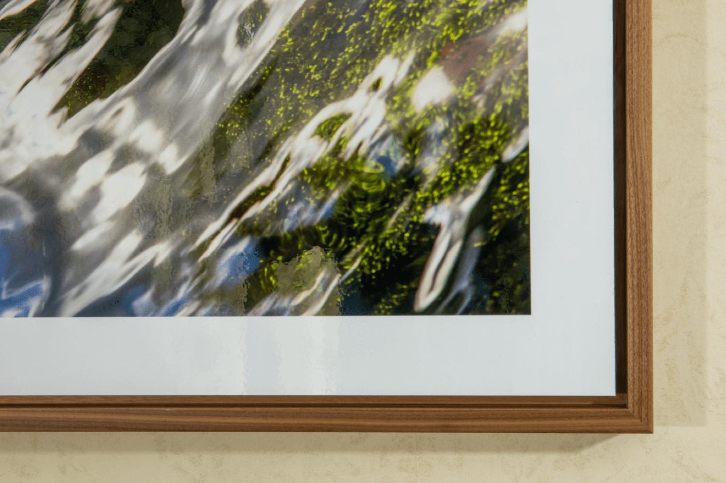 Exhibition framed, 600x400mm